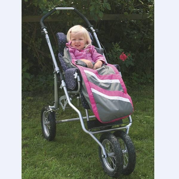 Kinder-Schlupfsack für Reha Buggys