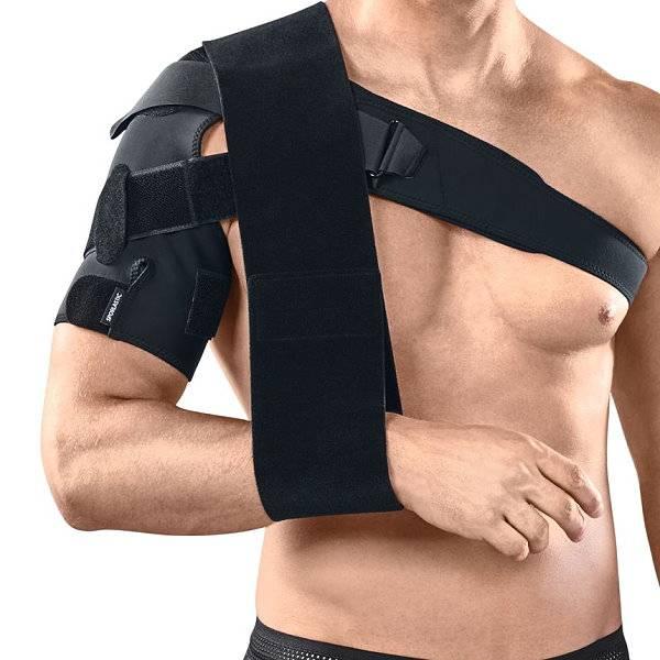 Schulterbandage OMO-HIT zur Schulter-Oberarmfixierung