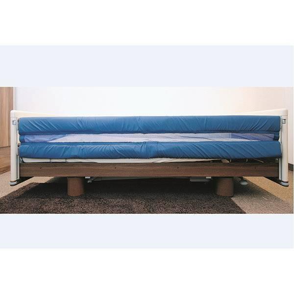 Seitengitter-Polster für das Pflegebett