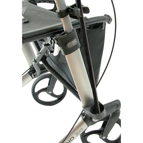 Stock- und Gehstützenhalter für Ihren Gemino-Rollator