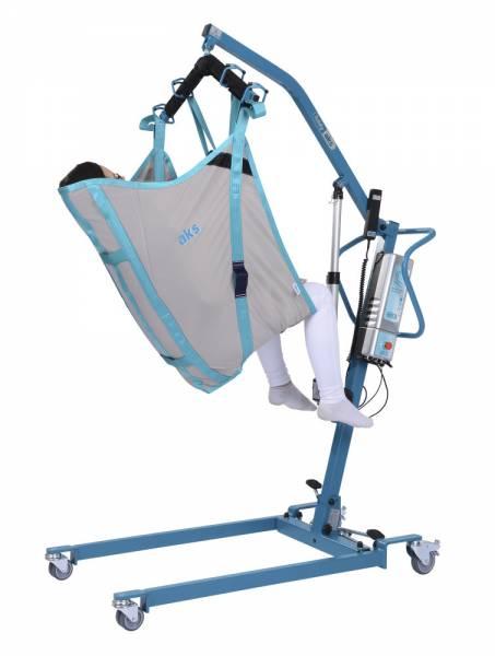 Komfort-Badegurt mit integrierter Kopfstütze