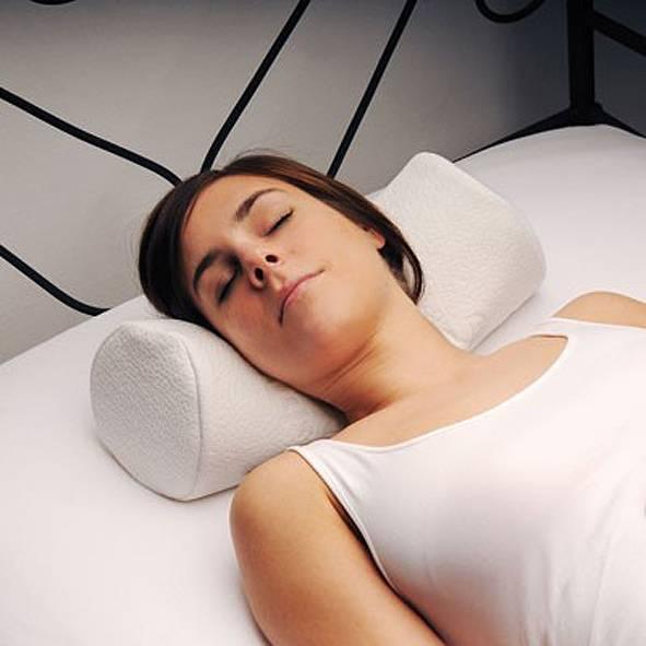 Sitty SchlafTraum Nackenrolle zur Lagerung und Entspannung