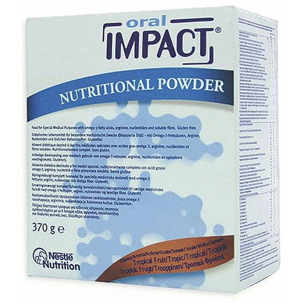 Oral Impact Powder zur Wundheilung | Nestle Nutrition