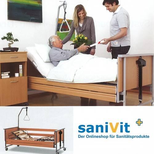 Elektrisches Pflegebett domiflex