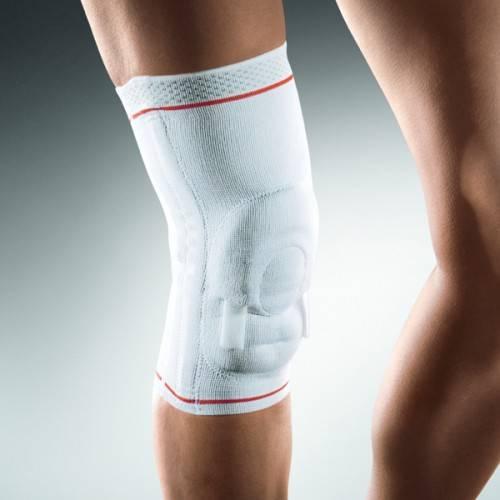 Kniebandage bei Morbus-Schlatter