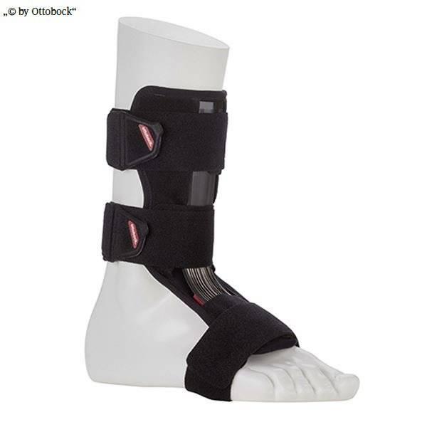 Fußheberorthese GoOn bei Fußhebeschwäche nach Schlaganfall oder Parkinson