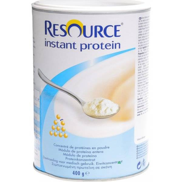 Resource Instant Protein Pulver | Nestle Nutrition