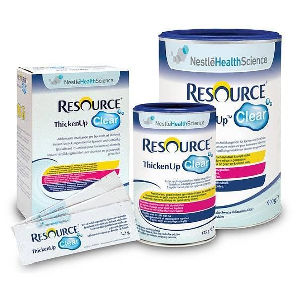 ThickenUp Clear Verdickungsmittel | Nestle Nutrition
