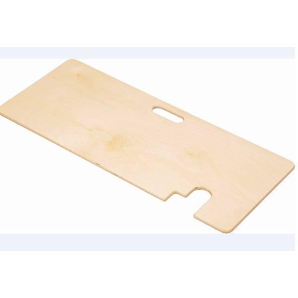 Rutschbrett H aus Holz