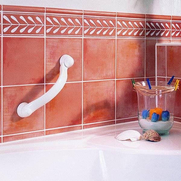 Wandhaltegriff Cascade für die Dusche oder Badewanne