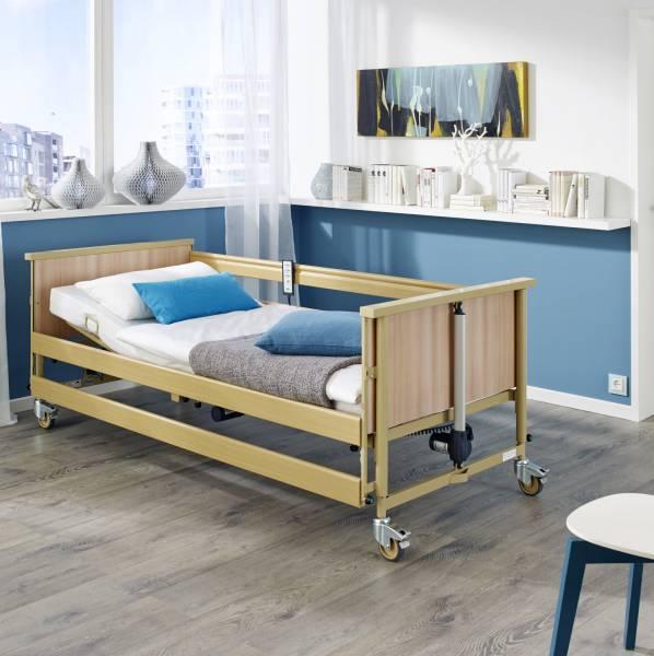 Waschbares Pflegebett Dali Wash für den stationären Einsatz