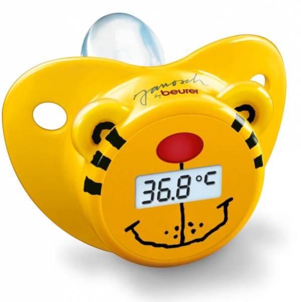 Schnuller-Fieberthermometer für Babys & Kleinkinder
