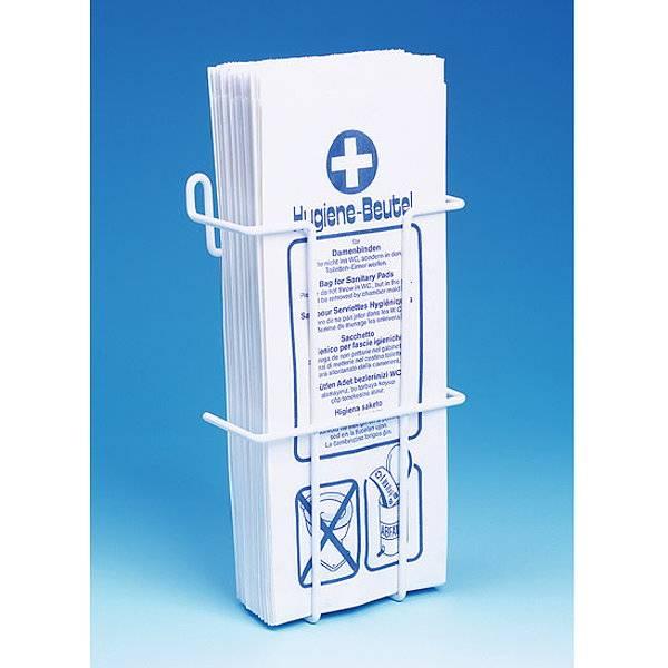 Hygiene-Beutel zur diskreten Entsorgung von Damen-Hygieneartikeln