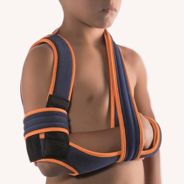 Schulter- und Armbandage für Kinder Omo Basic