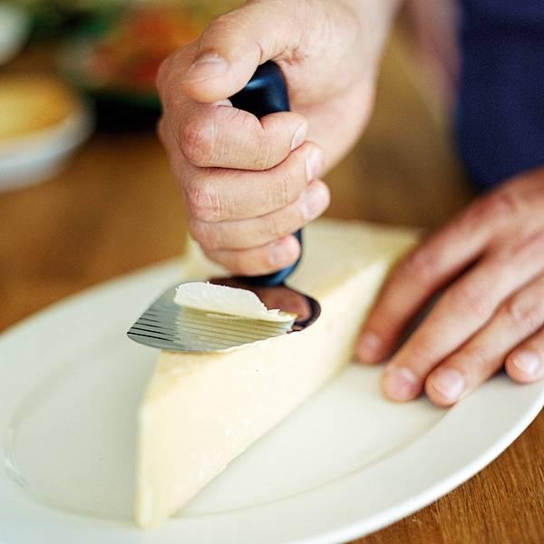Käsehobel Relieve