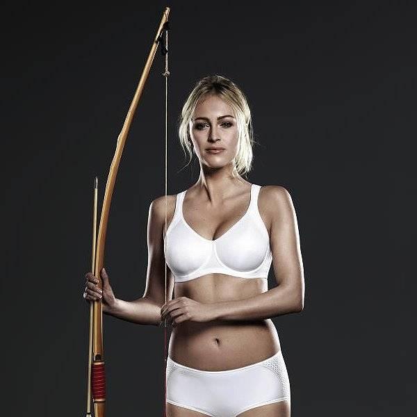 Sport-BH Momentum mit Bügeln