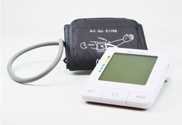 Oberarm-Blutdruckmessgerät BU 530 connect mit Bluetooth