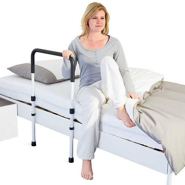 Steady: Stabile Aufrichthilfe/Aufstehhilfe fürs Bett