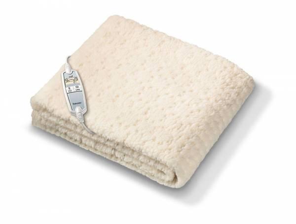 Flauschiges Wärmeunterbett UB 83 mit separater Regulierung von Körper & Füßen