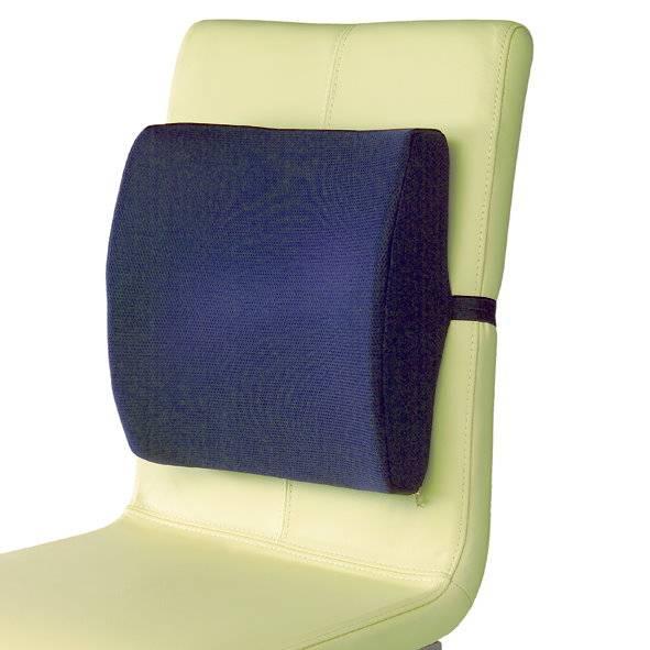 Sitty Lumbalkissen für die Rückenlehne Ihres Stuhles
