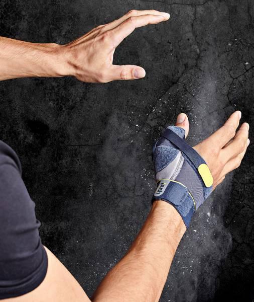 Daumenbandage Push Sports Sportbandage für das Daumengrundgelenk