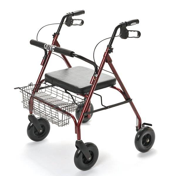 Schwergewichts-Rollator GoLite XXL bis 200 kg