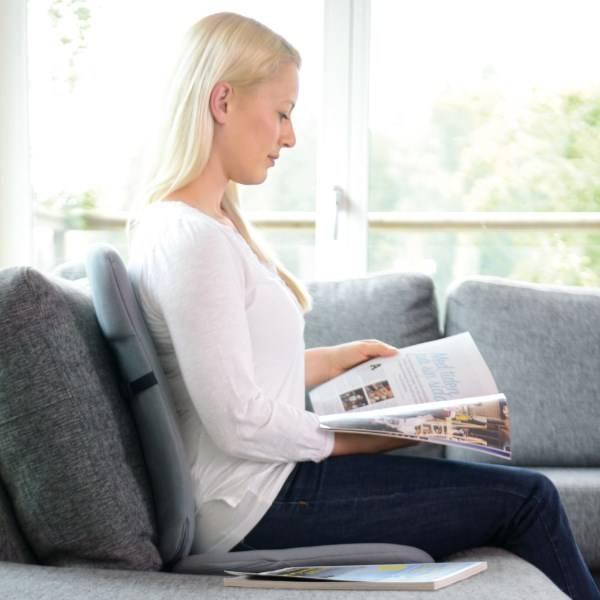 Dorsaback Rücken-Sitzauflage