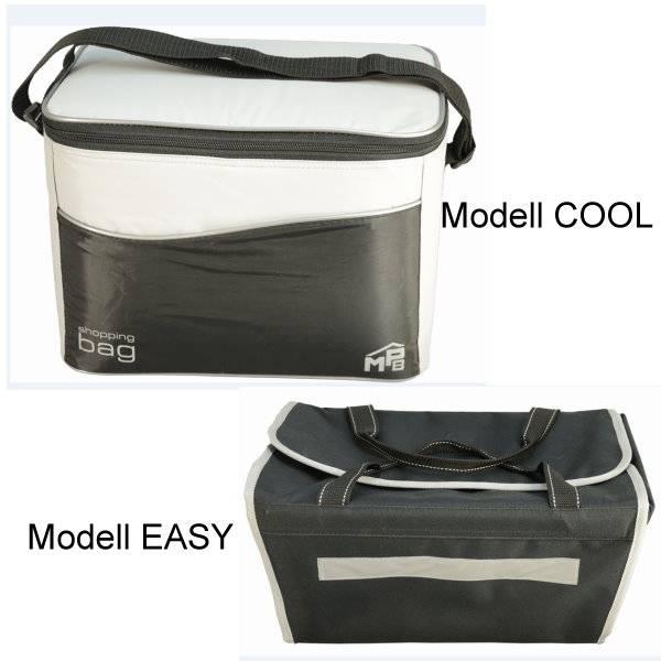 Rollatortasche und Rollator-Kühltasche für Ihre verderblichen Einkäufe
