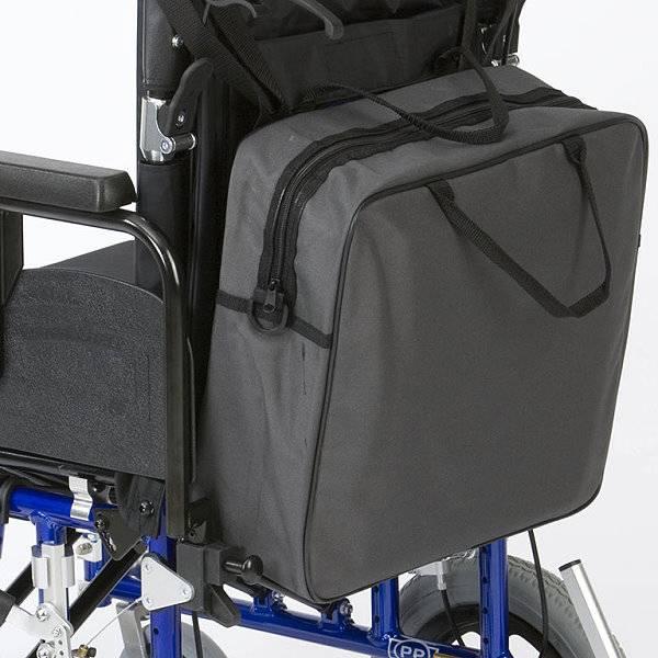 Große Rollstuhl-Einkaufstasche