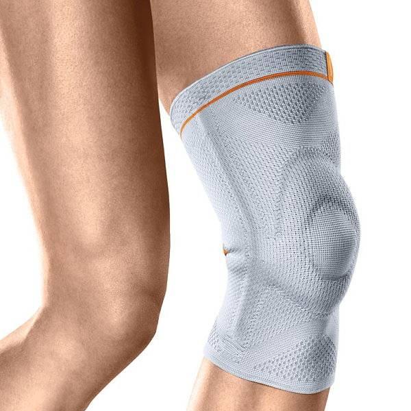 Kniebandage Genu-Hit Wing zur beidseitigen Nutzung