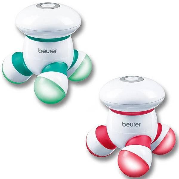 Mobiles Beurer Mini-Massagegerät MG 16