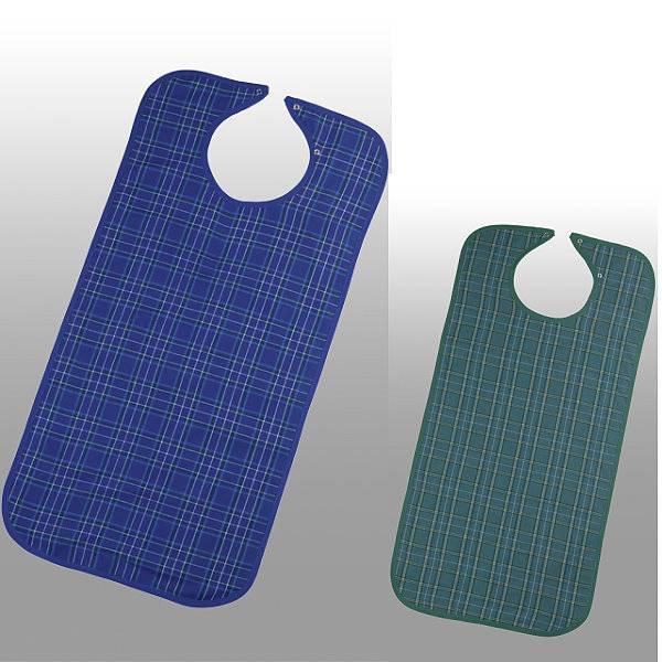 Esslatz aus Polyester mit Druckknöpfen