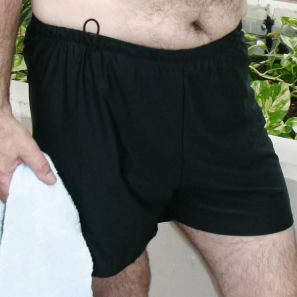 Inkontinenz-Badehose für Männer bei Blasenschwäche