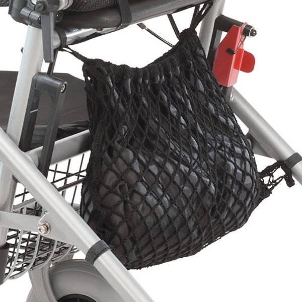 Netz mit Innentasche für Rollatoren