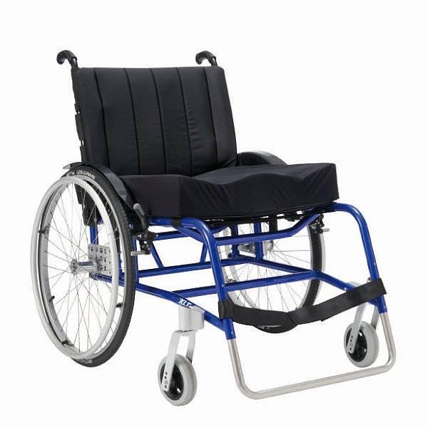 Aktiv-Rollstuhl XLT-MAX von Invacare - für kräftige Nutzer
