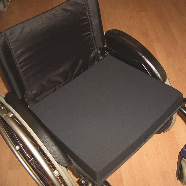 Einfaches Rollstuhlsitzkissen zum günstigen Preis