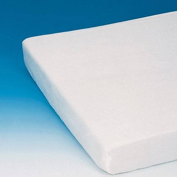 Matratzenschutzbezug mit Frottee