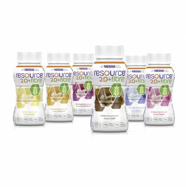 Resource 2.0 fibre mit vielen Ballaststoffen | Nestle Nutrition