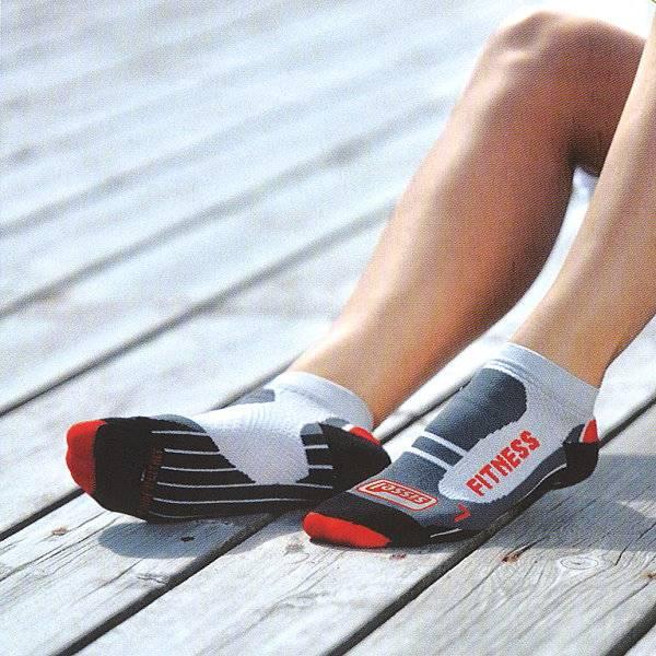 Fitness-Socken für Gymnastik und Workout