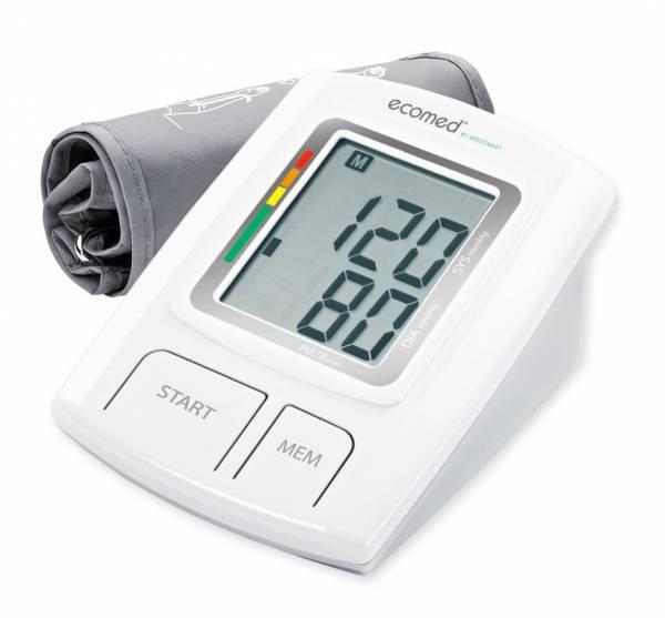 Oberarm Blutdruckmessgerät BU-92E mit Arrhythmie-Anzeige
