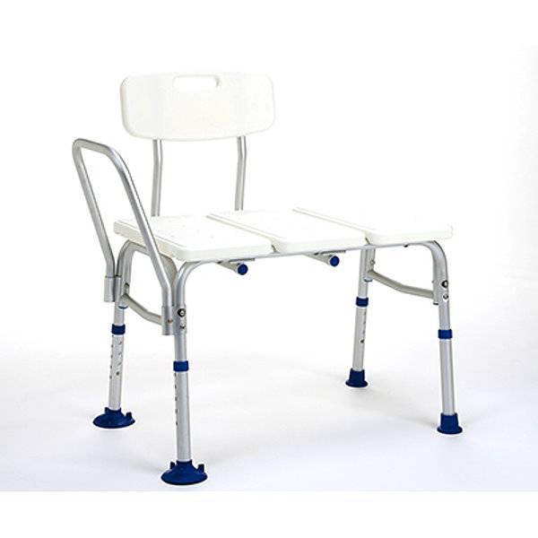 Wenn es mehr Platz sein soll: Badebank Kate mit reichlich Sitzfläche