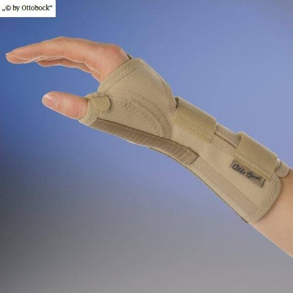 Handgelenkbandage Manu 3D Pollex bei Rhizarthrose