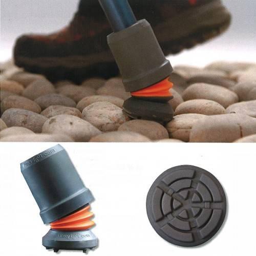 Flexyfoot Gummikapseln für Gehstöcke