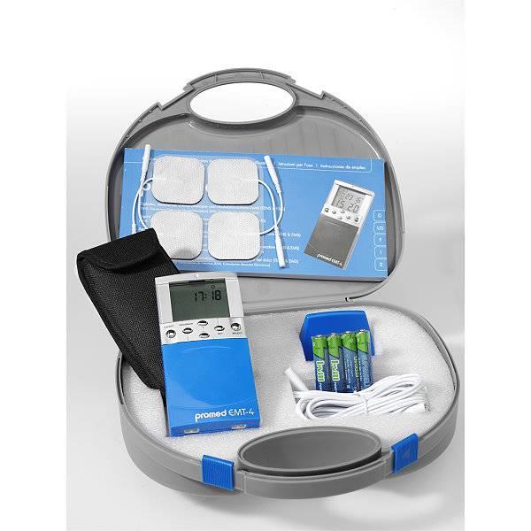 TENS / EMS Schmerz-Therapiegerät EMT-4