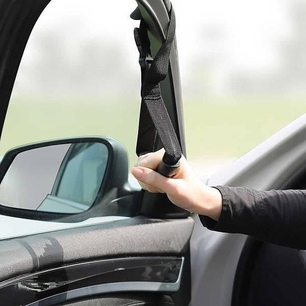 Einstiegshilfe fürs Auto mit Haltegriff