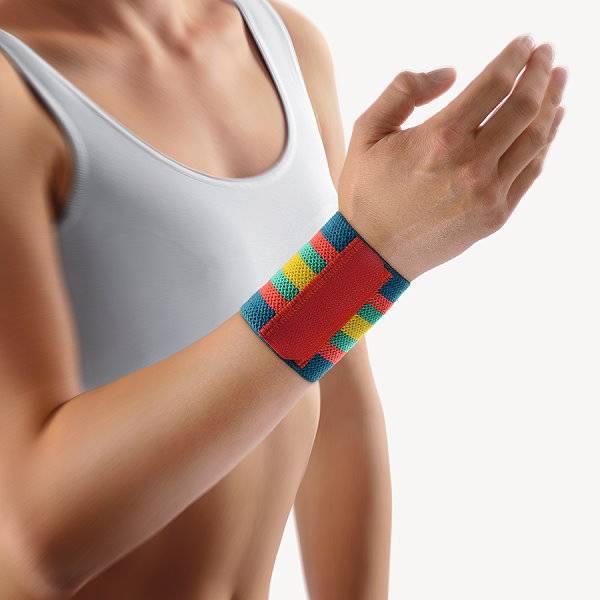 Handgelenk-Bandage mit Klettverschluss
