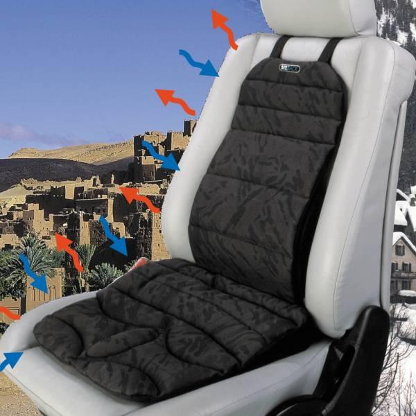 Ergonomische Sitzauflage mit Heizung - Sitback Basic 5 in 1