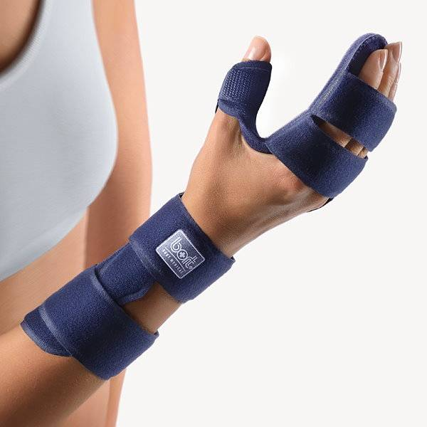 Handgelenksorthese ManuCarpal Soft mit Fingerfixierung