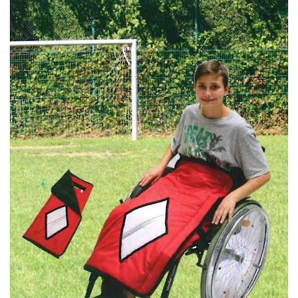 Kinder-Wickeldecke Sporty im sportlichen Design