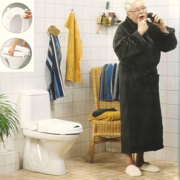 Toilettensitz Erhöhung Hi-Loo